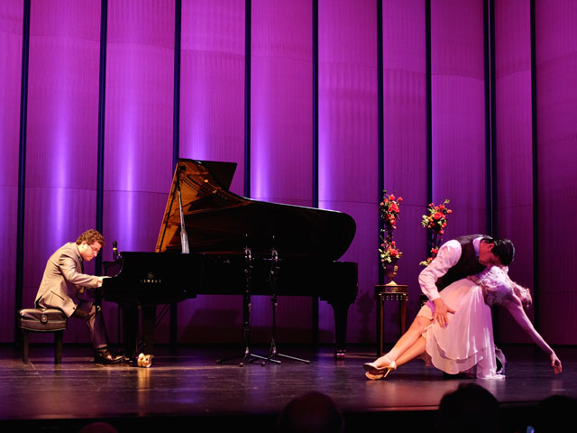 Recital, Dallas City Performance Hall